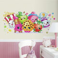 York Wallcoverings Giant Graphic-Shopkins Pals