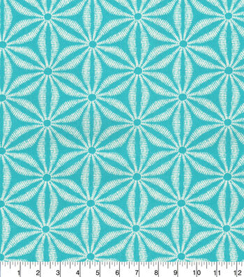 "Tommy Bahama Outdoor Fabric 13x13"" Swatch-Caribe Star Batik"