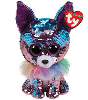 Ty Inc. Flippables Regular Sequin Yappy Chihuahua, , hi-res