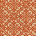 Waverly Lightweight Decor Fabric 54\u0022-Lace It Up/Persimmon
