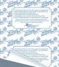 EZMount Static Cling Mounting Foam 8.5\u0022X11\u0022  10/Pkg-Gray Foam