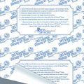 Sunday International EZMount Static Cling Mounting Foam Sheets-Gray
