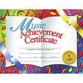 Hayes Music Achievement Certificate, 30 Per Pack, 6 Packs