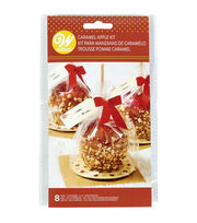 Wilton Caramel Apple Treat Bag Kit, , hi-res