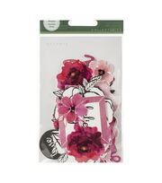 Kaisercraft Collectables Cardstock Die-Cuts-Magenta, , hi-res