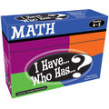 Teacher Created Resources I Have, Who Has Math Game, Grade 4-5