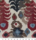 Robert Allen @ Home Upholstery Swatch 58\u0022-Pashatex Pomegranate