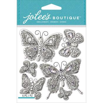 Jolee's Bling Stickers Butterfly