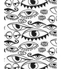 Artist Series Printed & Clear Shrink Film-Eyes