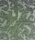 Signature Series 58\u0022 Upholstery Fabric-Spa Damask