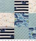 Nursery Patchwork Quilt-George