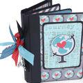 Sizzix ScoreBoards XL Die 6\u0022X13.7\u0022-Passport Book