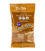 Wilton Drizzle Pouch 2oz-Peanut Butter, , hi-res