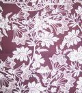 Home Essentials Lightweight Decor Fabric 45\u0022-Stamped Ivy