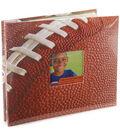 8\u0022x8\u0022 Postbound Album-Football