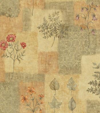 """Home Decor Multi-Purpose Decor Fabric 59""""-Stralessi Gold"""