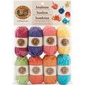 Lion Brand Bonbons Yarn 8/Pkg-Brights