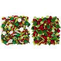 Handmade Holiday Baking Wilton 2.96 oz. Sprinkles-Gold, Green & Red