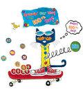 Pete the Cat 100 Groovy Days of School Bulletin Board Set, 2 Sets