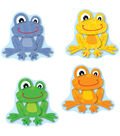 Funky Frogs Cut Outs 36/pk, Set Of 6 Packs