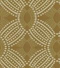 HGTV Home Upholstery Fabric-Time Zone Bark
