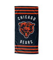 Chicago Bears Beach Towel, , hi-res