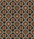 SMC Designs Multi-Purpose Decor Fabric 54\u0022-Alma/ Indigo