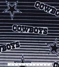 Dallas Cowboys Fleece Fabric 58\u0022-Linear
