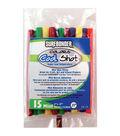 Cool Shot Color Glue Sticks 15Pcs 4In