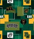 Baylor University Bears Cotton Fabric 43\u0027\u0027-Modern Block