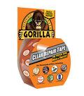 Gorilla Clear Repair Tape 1.88\u0027\u0027x9 yds