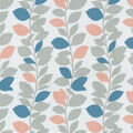 Home Essentials Decor Fabric-Leaf Garland Quartz