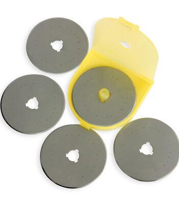 Olfa 5 pk 60 mm Rotary Blade Refills