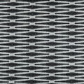 Multi-Purpose Décor Fabric-Black & White Diamond Jacquard
