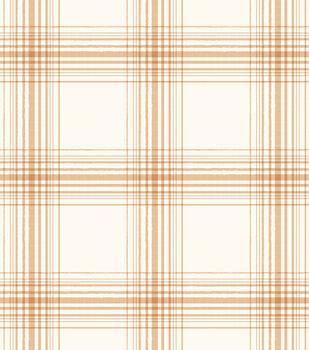Simply Autumn 52''x90'' Tablecloth-Plaid