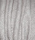 Kelly Ripa Home Upholstery Fabric-Set in Motion Oyster