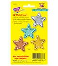 Trend Enterprises, Inc. Stars Mini Accents, 36 Per Pack, 3 Packs