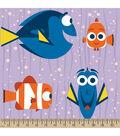 Finding Dory Fleece Fabric-Dory & Nemo Sea Time