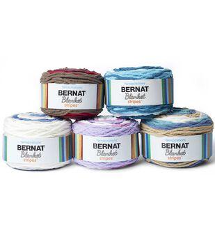 Bernat Blanket Stripes Yarn