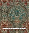 P/K Lifestyles Upholstery Fabric 54\u0027\u0027-Lacquer Worldly Ways