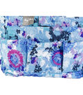 Mary Maxim Quilted Yarn Stash Bag-Watercolor