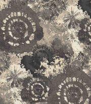 Keepsake Calico Cotton Fabric 44''-Onyx Tie Dye, , hi-res