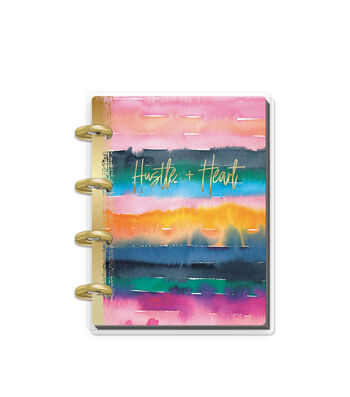 The Happy Planner Happy Notes 60-sheet Micro Notebook-Watercolor