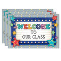 Marquee Welcome Postcards, 30 Per Pack, 3 Packs