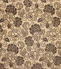 Home Decor 8\u0022x8\u0022 Fabric Swatch-Upholstery Fabric Barrow M8754-5830 Dove