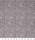 Keepsake Calico Cotton Fabric -Scattered Dot Beige Glitter
