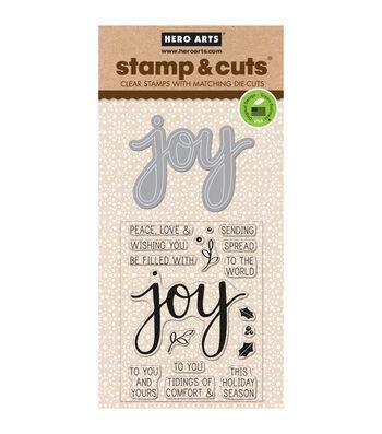 Hero Arts Joy Stamp & Cuts