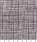 Quilter\u0027s Showcase Cotton Fabric -Screen Blender on Plum