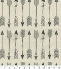 P/K Lifestyles Upholstery Fabric 13x13\u0022 Swatch-Lovestruck Parchment
