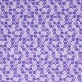 Keepsake Calico Cotton Fabric-Purple Mosaic Honeycomb